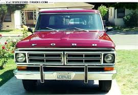 ford f250 1972 1972 ford f250 4x4 1972 f250 cer special