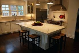 kitchen island with seating for 6 amazing 4 seat kitchen island 6 kitchen island thelodgeclub