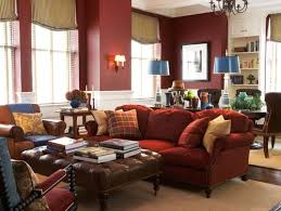 Ideas For Modern Interior Design And Decorating With Marsala - Home decorating ideas living room colors