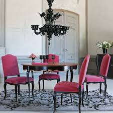 remarkable pink dining room chairs wonderful home decor ideas with