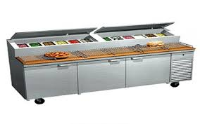 continental pizza prep table global pizza prep tables market 2017 traulsen atosa turbo air