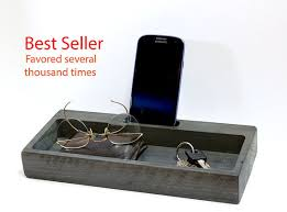 Electronic Charging Station Desk Organizer Iphone Station Charging Station Organizer Gift