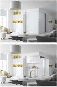 cloison cuisine salon entre la cuisine et le salon cloison ou verrière e interiorconcept