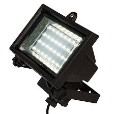 Commercial Solar Powered Flood Lights by 28 Led Solar Powered Outdoor Security Flood Light