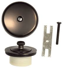 Delta Bathtubs Lift And Turn Tub Drain Trim Kit With Overflow Traditional Tub
