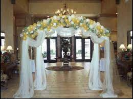 wedding arches to rent decorated arches for weddings party time supply wedding