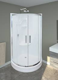 Niagara Shower Door by Showers Oceania