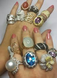 all fingers rings images Can i wear rings on all of my fingers quora