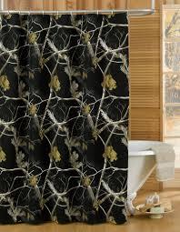 Camo Bathroom Sets All Purpose Ap Black Camo 72 X 72 Shower Curtain