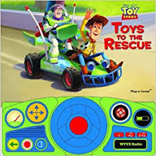toy story toys rescue editors publications