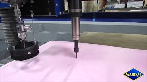 drilling with an abrasive waterjet youtube
