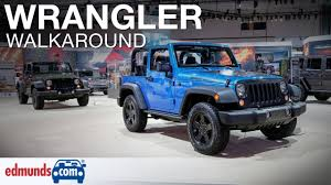 2016 jeep wrangler black bear 2016 jeep wrangler walkaround review youtube