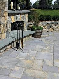 Decorative Stepping Stones Home Depot by Sweet Home Depot Patio Designs Mixed With Cream Lounge Chairs In