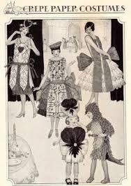 Halloween 1920s Costumes Flapper Worn Halloween