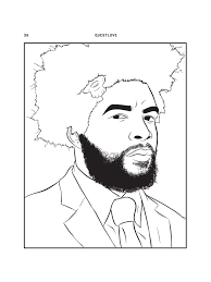 rap artist coloring pages coloring pages kids