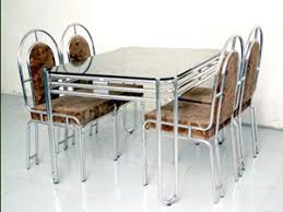 Stainless Steel Dining Table Stainless Steel Dining Table