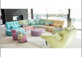 canapé original coloré canapes modulables tissus 1010529 acheter votre canapé d angle