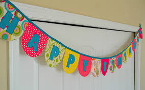how to make a birthday banner for the of hosting best