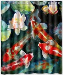 Shower Curtains With Fish Theme 32 Best Shower Curtain Images On Pinterest Bathroom Ideas