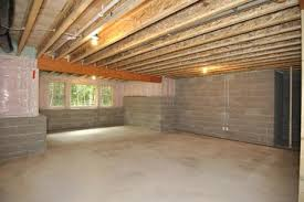 daylight basement one sided daylight basement unfinished daylight basement ideas