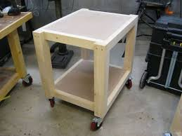 Easy Wood Workbench Plans by 8 Best Planer Stand Images On Pinterest Garage Workbench