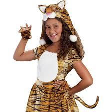 Tigress Halloween Costume Teeny Tigress Child Dress Role Play Costume Walmart