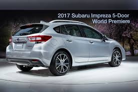 2017 subaru impreza hatchback white new subaru impreza revealed pictures 2018 subaru impreza
