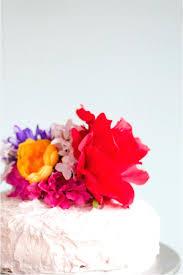 pan cake topper flower cake decor idea flower bouquet cake topper easy flower cake