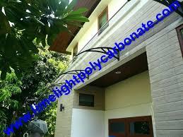 Polycarbonate Window Awnings Diy Polycarbonate Awning Malaysia Awning Canopy Diy Door Window