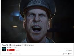 Top 10 Memes - top 10 merciless anime characters richtofen meme by josael281999 on