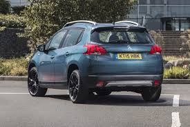 peugot uk peugeot 2008 urban cross special edition launched in the uk