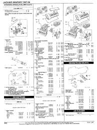 100 2000 jaguar xjr service manual junkyard find 1999