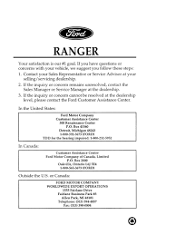 download 1999 ford ranger owner u0027s manual docshare tips