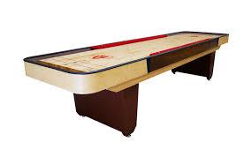 Shuffle Board Tables Classic Cushion Shuffleboard Table Professional Shuffleboard Tables