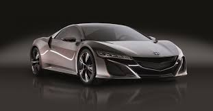 electric sports cars honda believed to be plotting junior nsx sports car