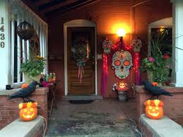 Halloween Decor Dia De Los Muertos Style or…What I did outside