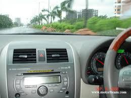 toyota corolla altis 2008 review toyota corolla altis test drive review
