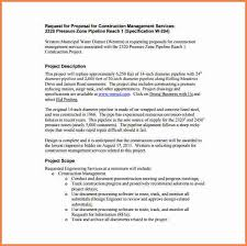 6 sample proposal template for project project proposal