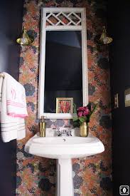 Powder Room Towels - one room challenge the big powder room reveal style your senses