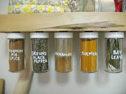 under cabinet spice rack 25 smart ways to store herbs and spices jewelpie