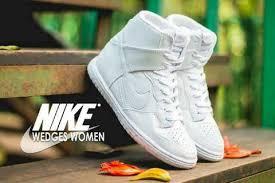 Jual Nike Wedge jual sepatu snakers wanita nike insole wedges grade original