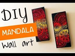 Textile Arts Now Tutorial 02 Diy Mandala Wall
