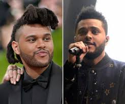 what is the weeknds hairstyle the weeknd s haircut short hair for snl premiere performance