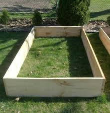 Raised Patio Planter by Bed Frame Diy Raised Bed Frame Bed Frames
