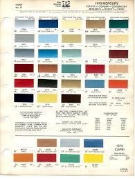 paint color names list guinea