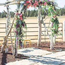 wedding arches rustic rustic wedding arches