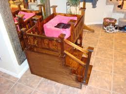 Bunk Beds With Stairs Dog Bunk Beds With Stairs Home Design Ideas