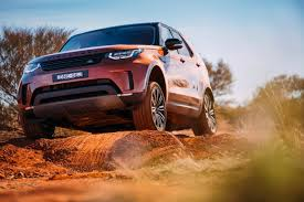 land rover discovery off road we drove the 2017 land rover discovery here u0027s what you need to