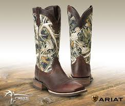 new ariat quick draw boots in bonz camo now available next camo