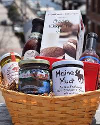 maine gift baskets custom maine made gift basket
